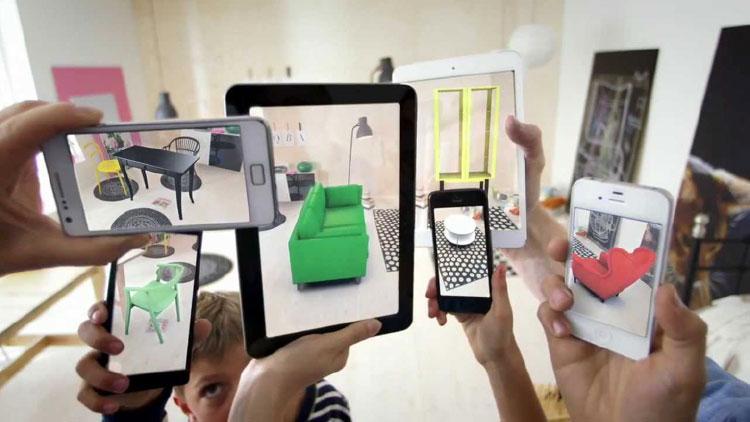 瑞典家具品牌宜家(IKEA)抓紧app实用便利特性,成为推行企业app的领先者。(图/取自IKEA 2014型录 - YouTube)