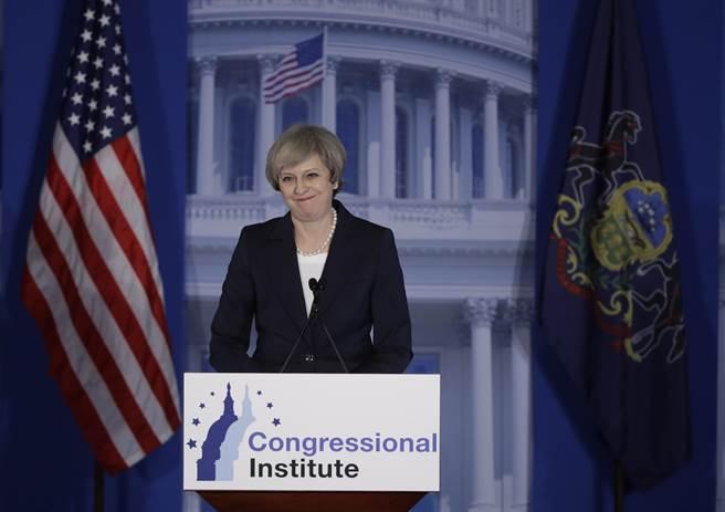 若英國首相梅伊若拒付500億英鎊的「分手費」,歐盟將告上海牙國際法庭,不惜長期打官司,要回這筆錢。(圖片取自美聯社)