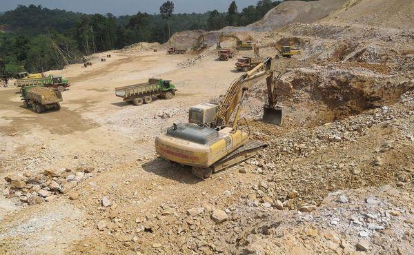 国内采矿及采石业缴纳人资基金的规定下月起趋严。 (图/取材自e南洋)