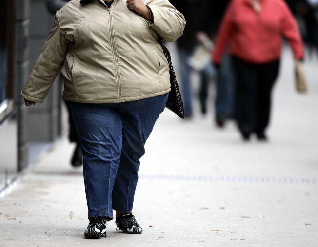 根据一份新的研究报告,现今全球每10人即有1人以上有肥胖问题。法新社