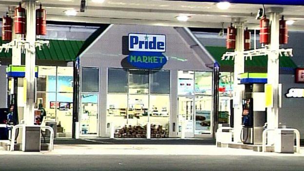 彩票是在马萨诸塞州的一个加油站卖出的。(图/取自BBC中文网)